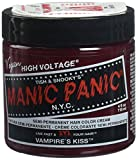 Manic Panic High Voltage Classic Cream Formula Hair Color Vampire's Kiss 118ml