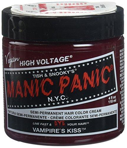 Manic Panic Vampire \'s Kiss Färbung Haarglätter 118ml