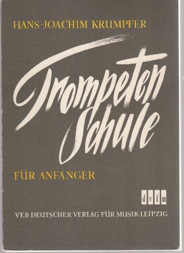 Preisvergleich Produktbild Trompetenschule für Fortgeschrittene für Trompete und Klavier (DV 30007)