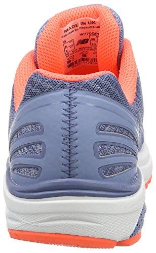 New Balance W770GP5 - Scarpe Running Donna Grigio (Grey/Orange)