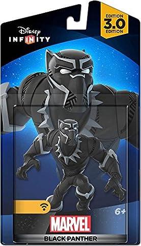 Figurine 'Disney Infinity' 3.0 - Marvel Super Heroes : Black