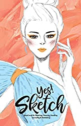 YES SKETCH: Baby Blue Girl - Book for Sketching, Drawing, Doodling, Journaling and Notetaking