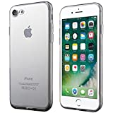 #10: KAIRA Transparent Soft Ultra Slim Back Cover Case Apple iPhone 8