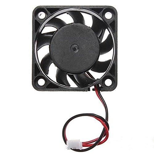 Ventilador de ordenador pequeño FanHinmay 12 V Mini refrigeración - Pequeño 40...