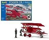 Revell kit modellismo 04744 - Fokker Dr.I Barone Rosso, scala 1:28