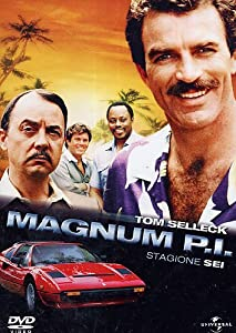 Magnum P.I. - Stagione 06 (6 Dvd) from Universal Pictures