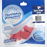Fishbites 0004 Fish'n Strips Shrimp, 15-Pack, Salmon (Pink)