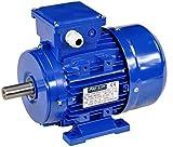 Pro-Lift-Werkzeuge 3-Phasen Drehstrommotor 1,5 kW 380 V Elektromotor 2860 U/min Industriemotor electric motor B3 Drehstrom 1500W 230V/400V