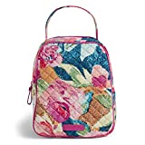 Best Iconic Handbags - Vera Bradley Iconic Lunch Bunch, Signature Cotton, Superbloom Review