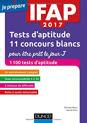 IFAP 2017 Tests d'aptitude