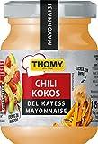 Thomy Delikatess Mayonnaise Chili und Kokos, 130 g