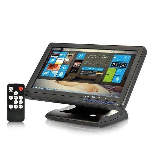 Sourcingbay 10.1 Inch huge Touchscreen Monitor - HDMI, AV, VGA, YPbPr UK
