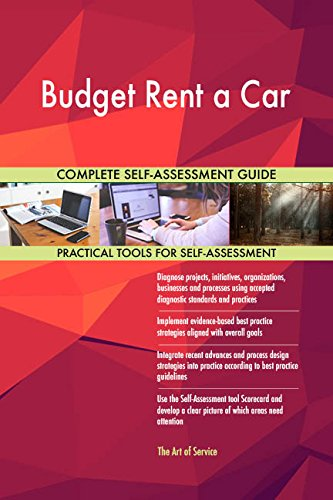 Budget Rent a Car All-Inclusive Self-Assessment - More than 650 Success Criteria, Instant Visual Insights, Comprehensive Spreadsheet Dashboard, Auto-Prioritized for Quick Results