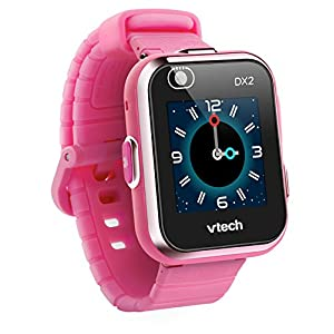 VTech Kidizoom Smart Watch DX2 - Reloj inteligente para niños, color rosa, versión Alemana (80-193854) 1