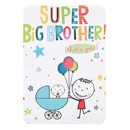 Hallmark Birth Of Baby Card