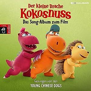Der kleine Drache Kokosnuss: Das Song-Album zum Film