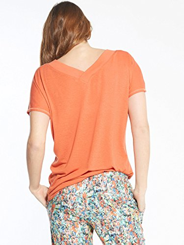 Balsamik - Tee-shirt forme T - femme Orange
