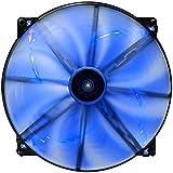 Aerocool EN51417 Ventilateur de boîtier LED 200 mm Noir
