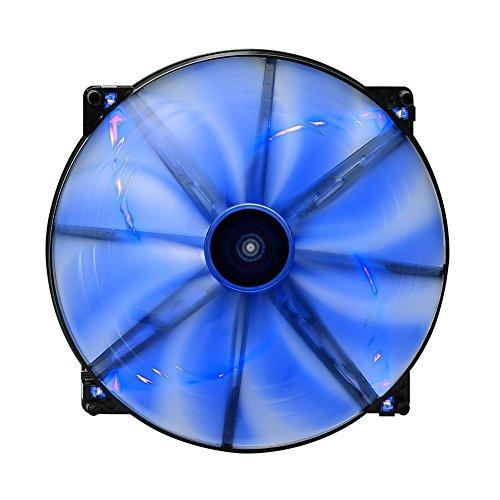 Aerocool Lightning LED Lüfter 200 mm blau