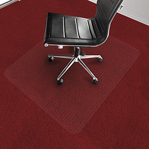 Bodenschutzmatte NEO   transparent & rutschfest   für Teppichboden   Größe wählbar (120x180 cm)