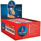 THE HEAT COMPANY Sohlenwärmer - EXTRA WARM - Wärmesohlen - Fußwärmer - 8 Stunden warme Füße - luftaktiviert - rein natürlich - Größe MEDIUM: 39-41 - 30 Paar