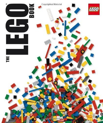 The LEGO Book by Daniel Lipkowitz (2009-10-01)