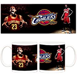 Taza NBA Cleveland Cavaliers LeBron James King