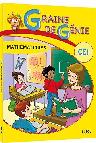 Graine de Génie CE1 Mathematiques avec Corriges