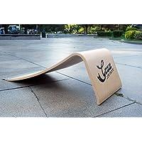G35 PRO Rampa de Salto para Uso Profesional - Altura 35 CM - Para Skateboard, Patineta, Bicicleta, Patines, RC