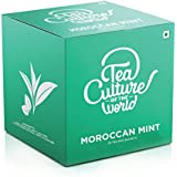 [Sponsored]Tea Culture Of The World Morroccan Mint - Green Tea - 20 Tea Bags