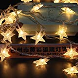 The Purple Tree Decorative Star String LED Lights For Diwali Christmas Wedding - 3 Meter (1 Pc) Diwali Lights, Decorative Lights, Diwali Lights For Window, Festive Lights, Led Lights
