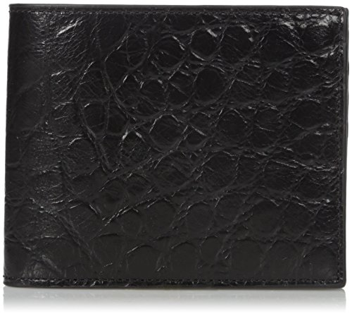 bruno-magli-mens-croco-wallet-black-one-size