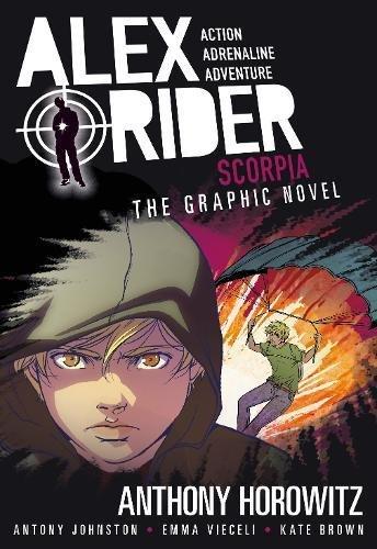 Scorpia Graphic Novel (Alex Rider)
