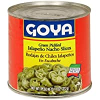 Goya, Conserva de chile - 312 gr.