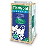 Ret. Tierwohl Classic Hobelspäne 20kg Einstreu für Pferde und Kleintiere