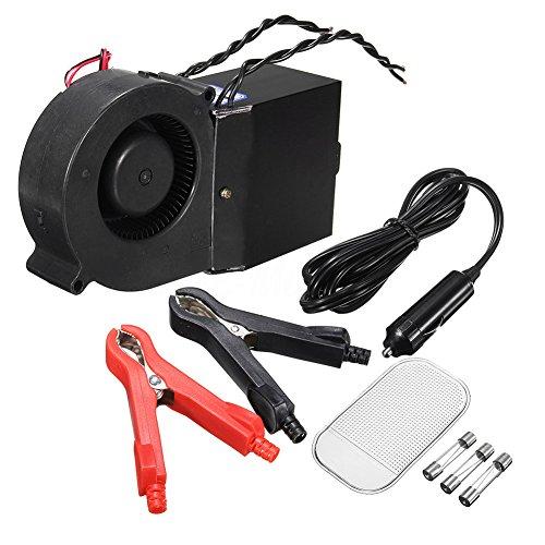 Preisvergleich Produktbild Rokoo Tragbare 300 Watt 500 Watt 12 V PTC Keramik Auto Auto Heizung Heizung Heißer Lüfter Defroster Demister