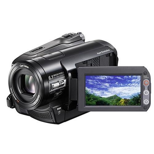 Sony HDR-HC9 HDV Camcorder (6,8 cm (2,7 Zoll) Display, 10-fach optischer Zoom,HDMI, Upscaler 1080p, USB 2.0) - Hdr Sony 20