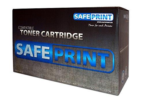 Preisvergleich Produktbild Safeprint ML6060D6 kompatible Tonerkartusche für Samsung ML 1440, 1450, 6060, 6000 K, schwarz