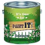 Paint IT! Holzlasur hochwertiges Terrassenölverhindert Verfärbung des Holzes und sorgt für eine lange Lichtbeständigkeit -ohne Abschleifen nachpflegbar (1 L, Lärche)