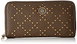 Tommy Hilfiger Savio Womens Wallet (Brown)