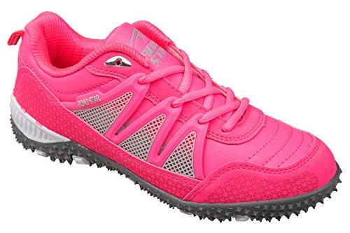GIBRA baskets, très léger et confortable, rose-taille 36 Rose - Rose