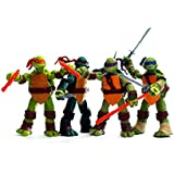 Tortugas Ninja - Teenage Mutant Ninja Turtle - 12 CM - 4 modelos