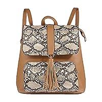Leather Fringed Bag Women