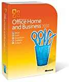Microsoft Office Home and Business 2010 (2 PCs, 1 User)
