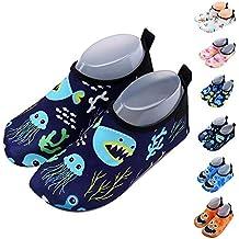 Zapatos de niño Zapatos de agua de natación Niños Zapatos de niños descalzo Aqua calcetines para
