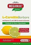 MEGAMAX L-Carnitin Bonbons mit 100 mg Reinem L-Carnipure Pro BonBon. (1)