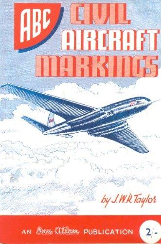 Civil Aircraft Markings 1950 (Ian Allan abc) (Aircraft Civil Markings)