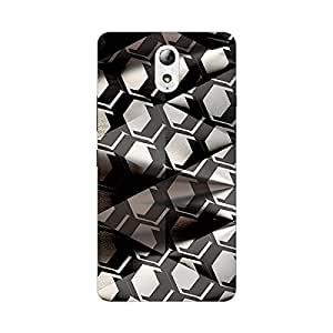 Garmor Designer Silicone Back Cover For Lenovo K80