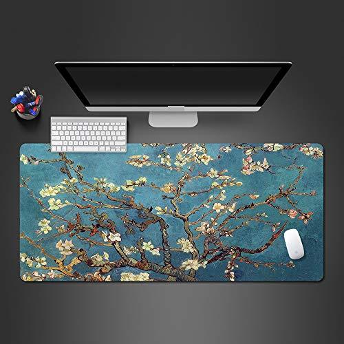 Standard Pad heißes Geschenk Spiel Mauspad Big Player Pad Animation Spiel Computer Schreibtisch Pad Maus Tastatur großes Spielzeug Pad 800x300x2 (Big Ten Shirt)