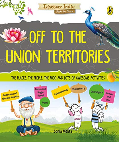 Discover India: Off to the Union Territories
